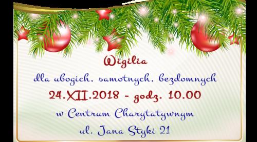 Zaproszenie Na Wigilię Caritas Diecezji Rzeszowskiej